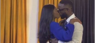 WATCH: BBNaija's Diane kisses Iyanya in 'The Therapist'