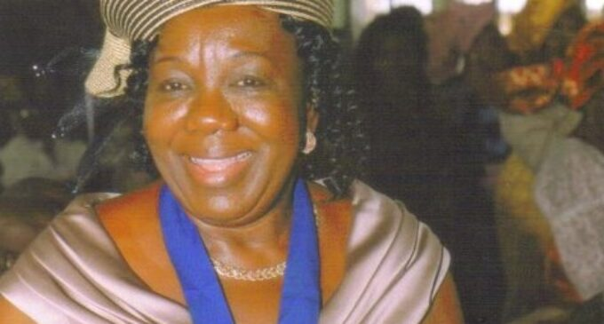 OBITUARY: Ajanaku, Nigeria's first female LG chairperson imprisoned by Abacha for 'attempted coup'