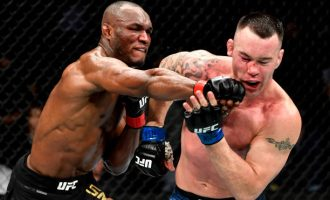 Usman, 'Nigerian Nightmare', knocks out 'American Chaos' to defend UFC 245 title