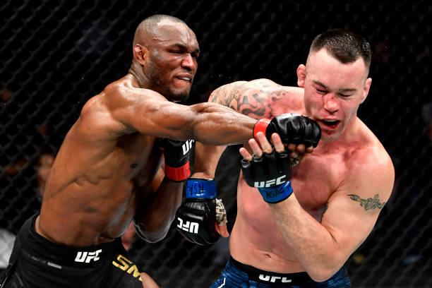 Usman Kamaru UFC.