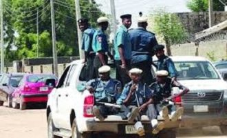 EXTRA: Zamfara hisbah arrests policeman 'for being with 3 women' in hotel