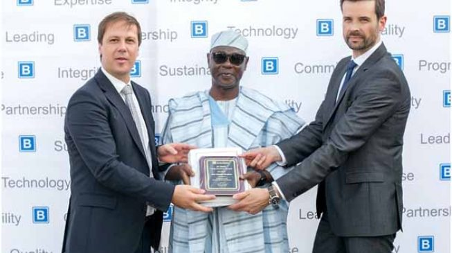 Julius Berger celebrates long serving Nigerian staff
