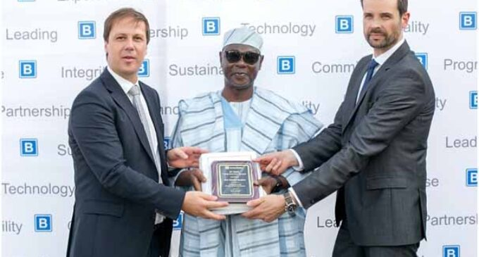 Julius Berger celebrates long serving Nigerian staff