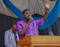 It is all praise as RCCG opens 2020 Holy Ghost Congress