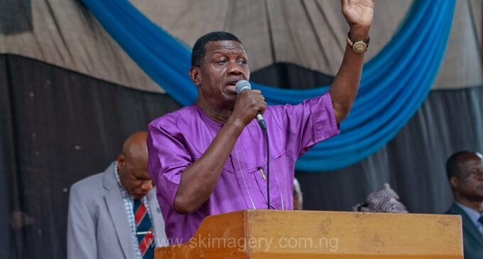 Adeboye announces release of eight abducted RCCG members