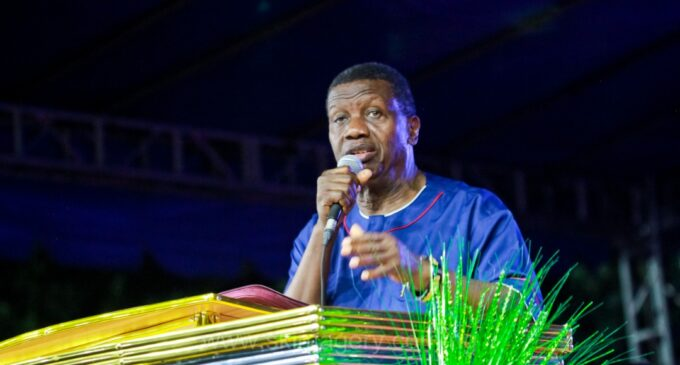 RCCG 2020 Convention: Adeboye counts blessings of lockdown, house fellowships
