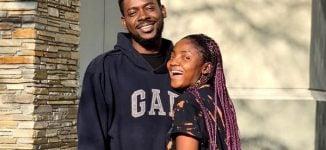'I don't like when people couple-goals us' — Simi, Adekunle Gold celebrate first wedding anniversary