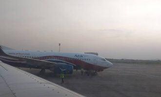 PH-bound Arik aircraft returns to Lagos after pilot notices technical fault