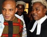 Police declare Ejiofor, Nnamdi Kanu's lawyer, wanted