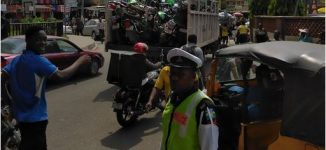 'Can they survive this harsh reality?' — Outrage as Twitter user shares photo of impounded Opay bikes