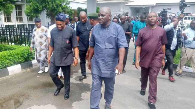 'APC couldn't save him' — reactions to conviction of Orji Kalu