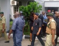 Orji Kalu to remain in prison as appeal courtupholds his conviction