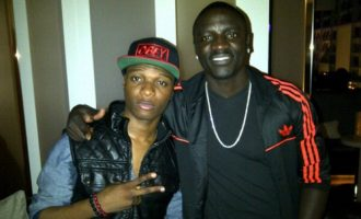 'He's more accomplished than you'— MI fumes as Akon calls Wizkid 'my little bro'