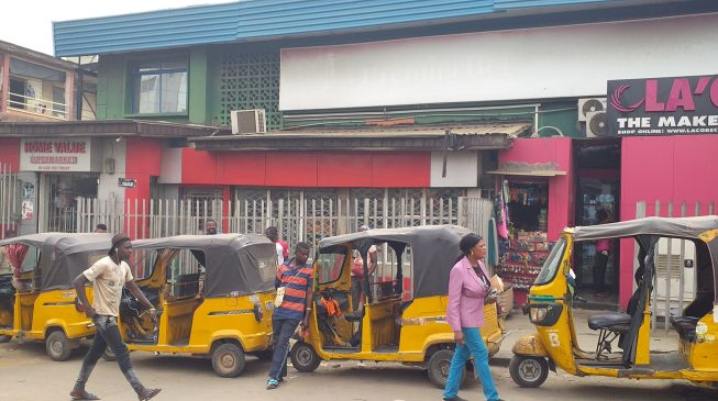 Sanwo-Olu, ban okada, but for now, don't ban tricycles and corporate bikes