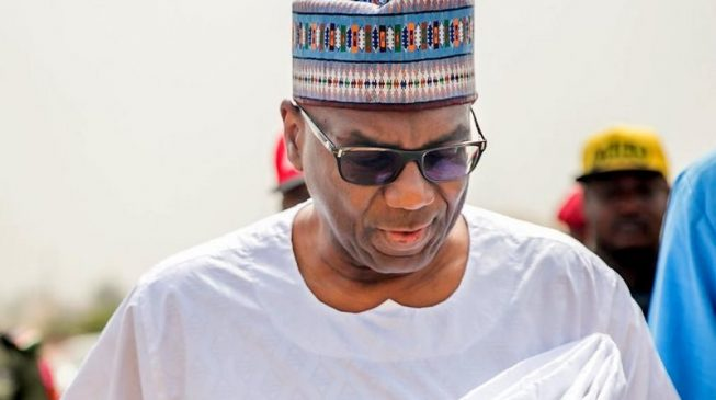 AbdulRazaq: My deputy staying in a rented apartment because Abdulfatah Ahmed sold his house