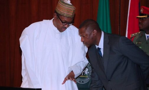 Dismiss Malami if you are serious about fighting corruption, lawyer writes Buhari