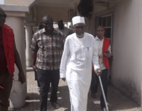 Adoke moved from EFCC custody to hospital, says Ozekhome
