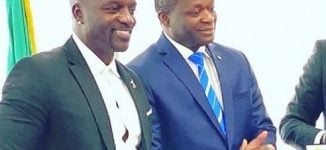 Akon finalizes deal to build own city in Senegal