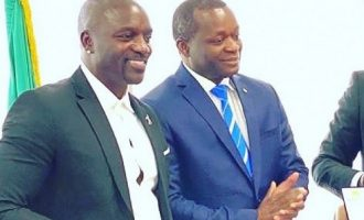 Akon finalises deal to build own city in Senegal
