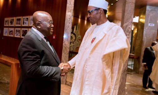'Our countries share historic ties' – Buhari congratulates Ghanaian president on reelection