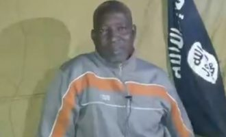 VIDEO: 'Tell the governor to rescue me'– CAN official in Adamawa speaks from captivity