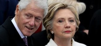 Hillary Clinton admits being criticised for not divorcing husband over Monica Lewinsky affair
