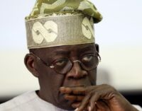 Tinubu, run! Please, run!