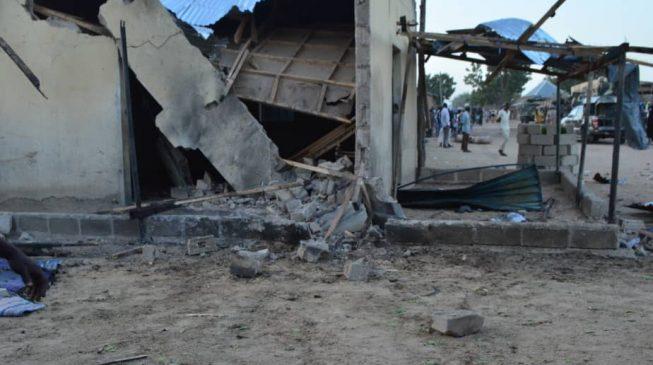 12-year-old killed as Boko Haram hits Borno mosque