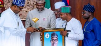 Buhari: Whether we like it or not, the youth will rule someday
