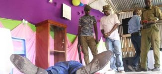 Kenyan pastor commits suicide after stabbing wife to death during service