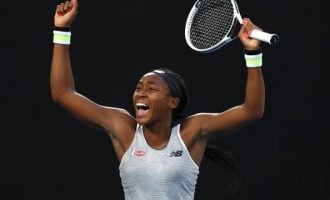15-year-old Gauff ends Osaka's title defence in Australian Open shock