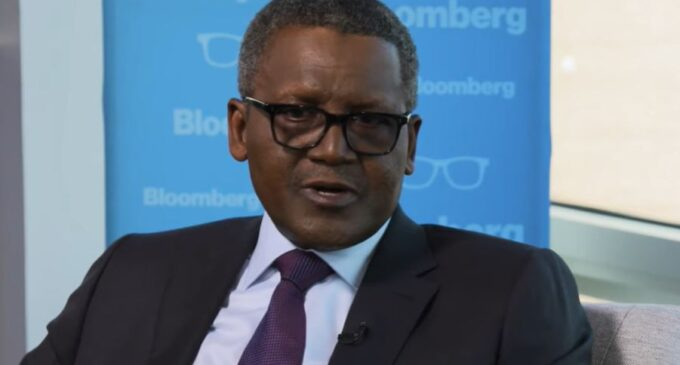 Dangote: End of polio in Africa is a giant leap forward