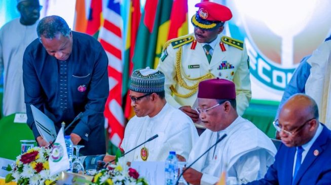 FG: Take-off time of ECOWAS single currency has to be extended