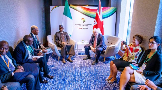 Nigeria among top gainers as UK-Africa summit yields £6.5bn deals,£1.5bn aid