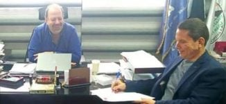 EXTRA: Egyptian club signs 75-year-old footballer