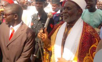 'I trekked in the bush for hours' — emir of Potiskum speaks on encounter with bandits