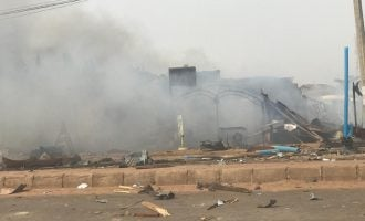 DPR: Illegal transfer of cooking gas triggered Kaduna explosion