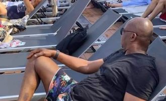 'I'm on medical check-up, not admission' — Fayose defends visits to relaxation spots