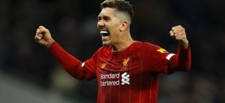 Firmino scores as Liverpool set new record after win over Tottenham