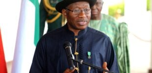 2023 presidential contest: It's too early to talk about that, says Jonathan