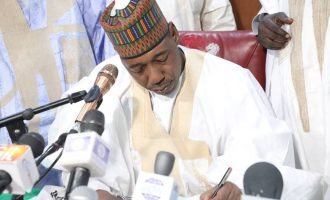NLC: Borno has approved payment of May salaries for early Sallah preparations