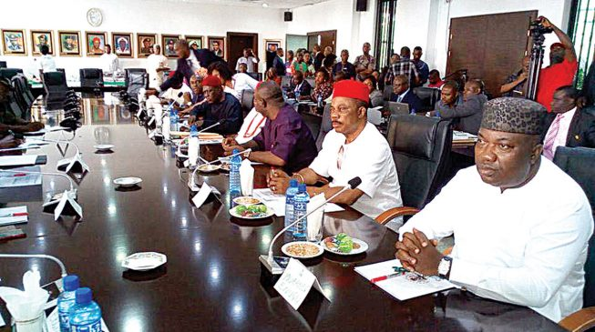 Like Amotekun, south-east governors establish regional security outfit