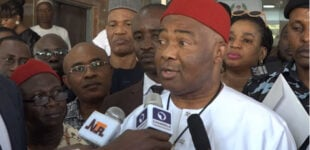Uzodinma: It's ignorance to call me 'supreme court governor'