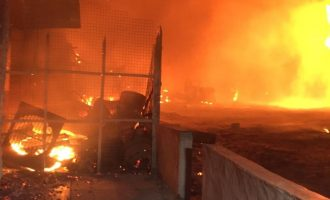 Two killed as yet another pipeline explodes in Lagos