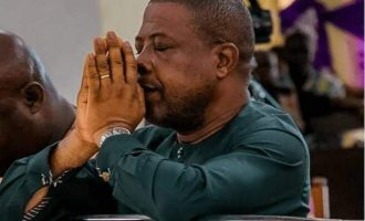 EXTRA: Imo PDP declares 7-day fasting for return of Ihedioha as governor