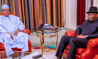 PHOTOS: Buhari hosts Jonathan at Aso Rock