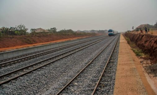 Makinde: The rail project will get us out of Lagos' shadow