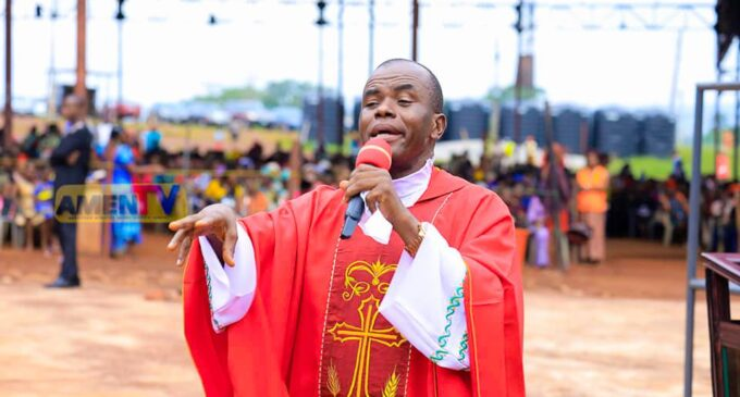 Mbaka to Buhari: The youth will end your govt if you don't take care of them
