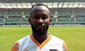 Mfon Udoh, NPFL's record goal scorer, joins USL's Tulsa FC