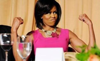 Burna Boy makes Michelle Obama's 2020 workout playlist